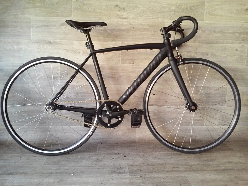 Fixies specialized noir